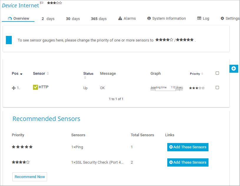 User Manual   PRTG Network Monitor (IBPRTG-CPE)